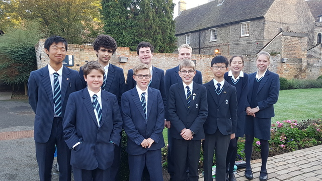 Attain News | Attain Magazine | King's Ely | King's Ely students