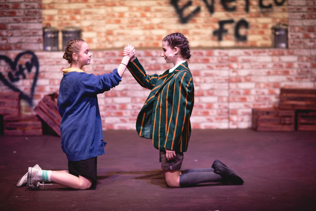 Abbot's Hill School Drama Production of 'Blood Brothers'