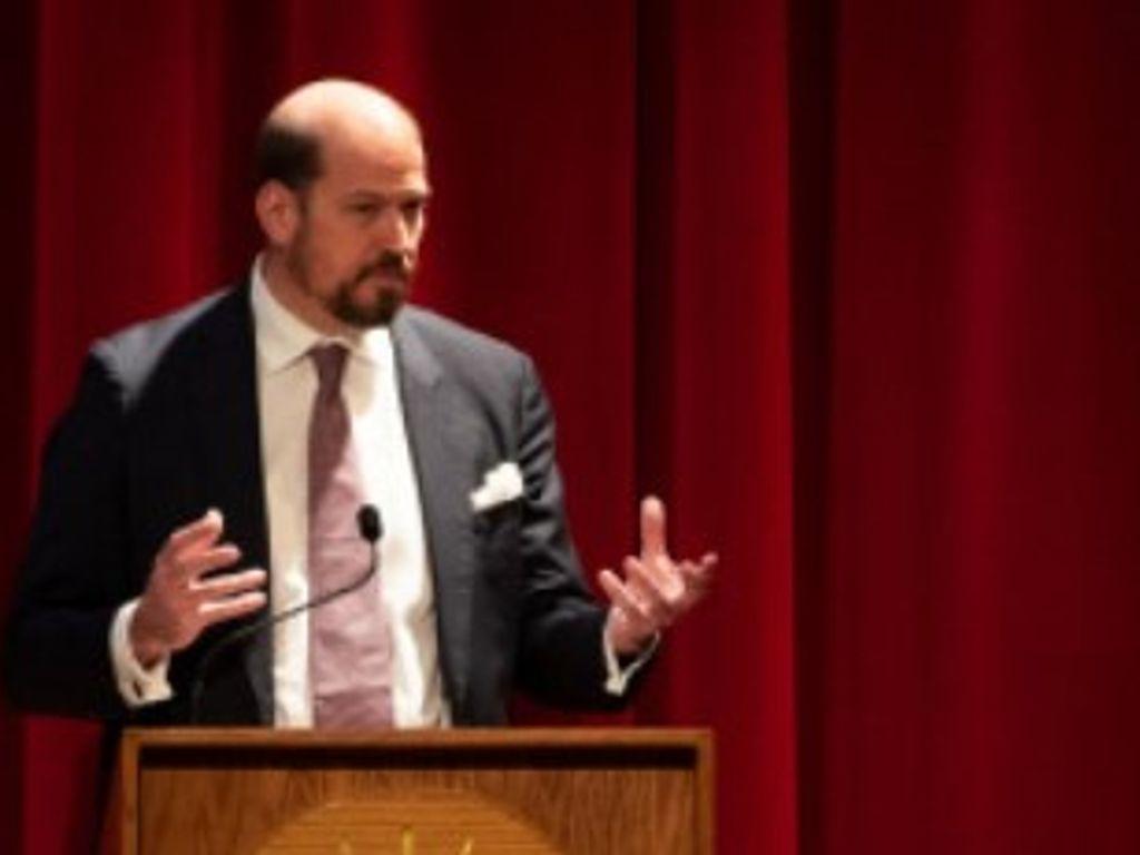 Martin Cox Director of John Locke Institute