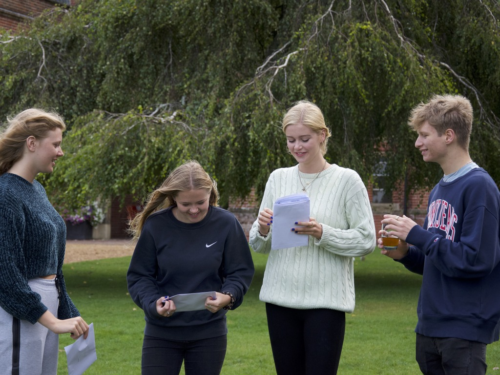 Ardingly College A levels 2019