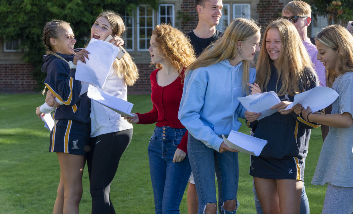 Ardingly College GCSE Results 2019