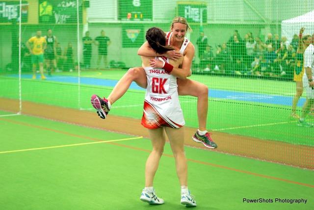 Badminton School Sports Teacher Makes England Squad Again!