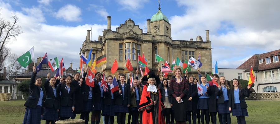 35 Nationalities, 160 Years, 1 Community – Every Day is International Women's Day at Badminton School