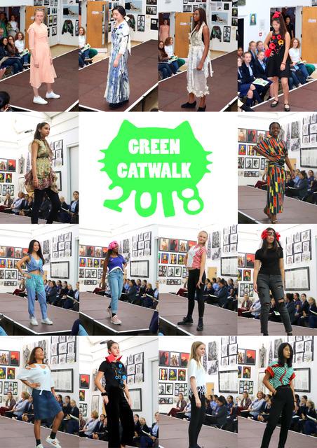 Badminton School's quest to end 'Throwaway Fashion'.