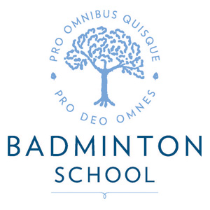 Badminton Junior School logo