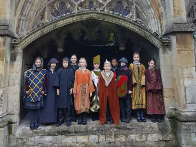 CANTERBURY CATHEDRAL YEAR 4 (1)