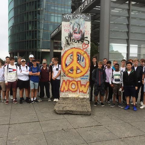 Berlin Trip Wall