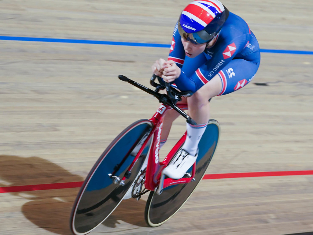 GB Cyclist delivers medal haul