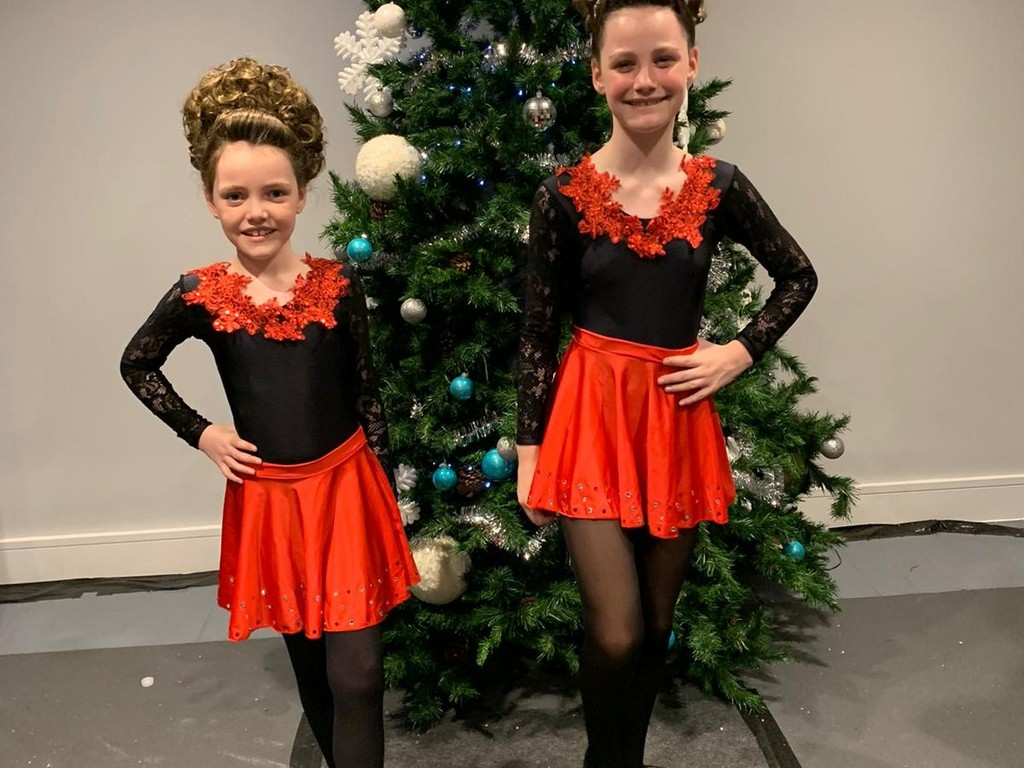 Bedford Girls' School sisters to star at World Irish Dance Championships