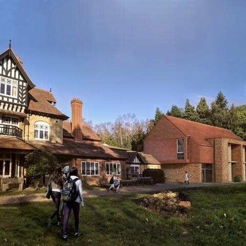 Artist's impression of the new Senior School courtesy of Morse Webb Architects