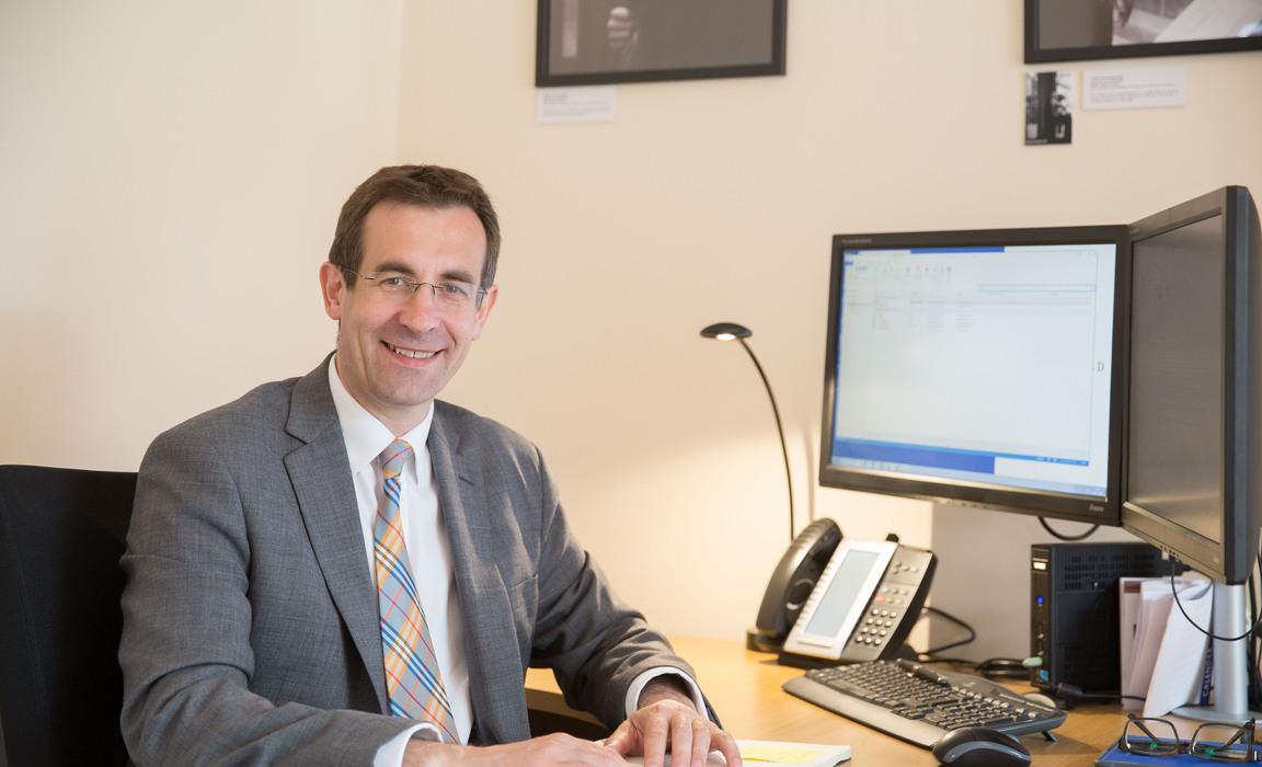 Richard Backhouse, Principal Berkhamsted Schools Group