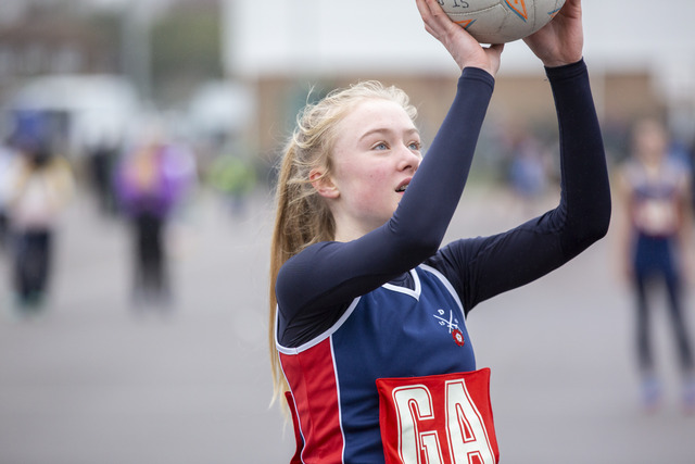 Berkhamsted netball teams make history at the Regional Finals