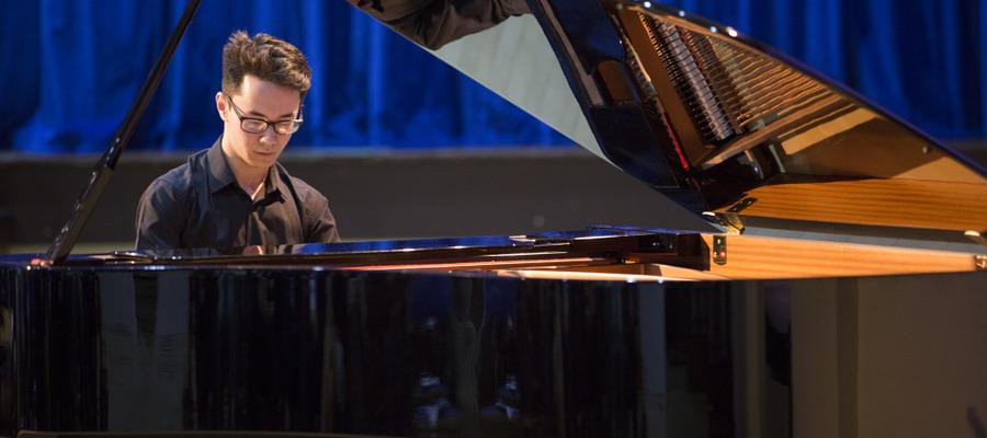 Joe Beadle Piano