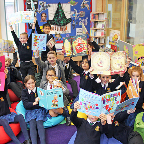 F2 with Picture Books