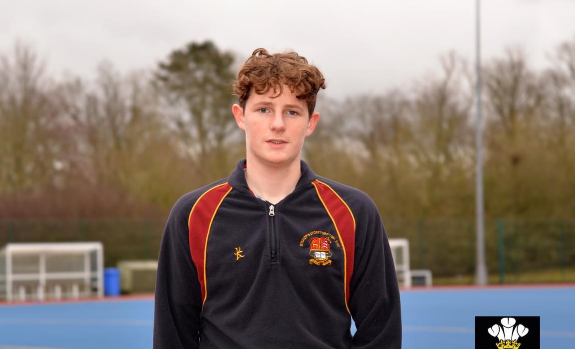 Bishop's Stortford College pupil, Alex James