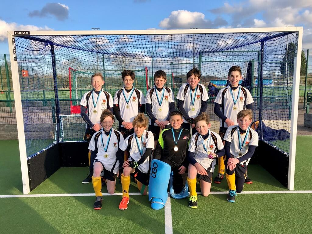 U13 Boys County Champions