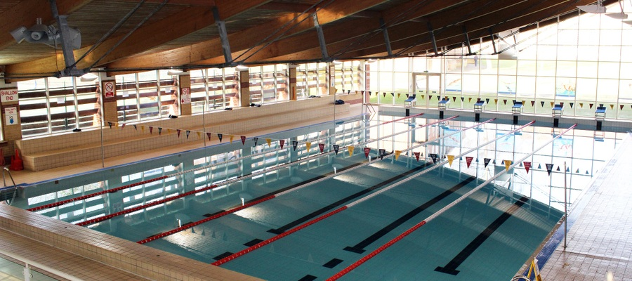 Bishop's Stortford College Swimming Pool