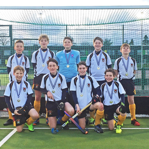 U13 Boys' Hockey Team