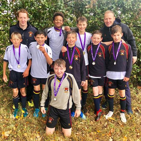 Bishop's Stortford College U13 Football Team