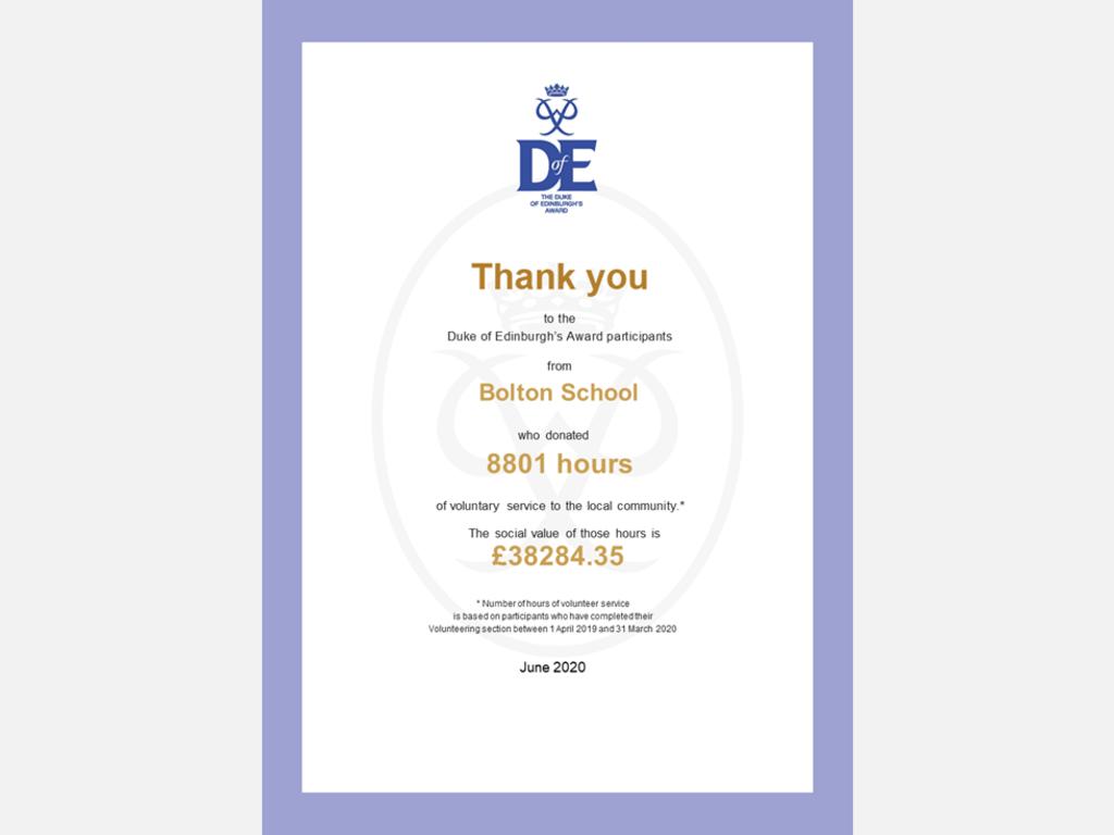volunteering-hours-certificate-dofe