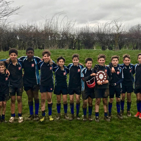 Rugby U12 Essex Champs Press