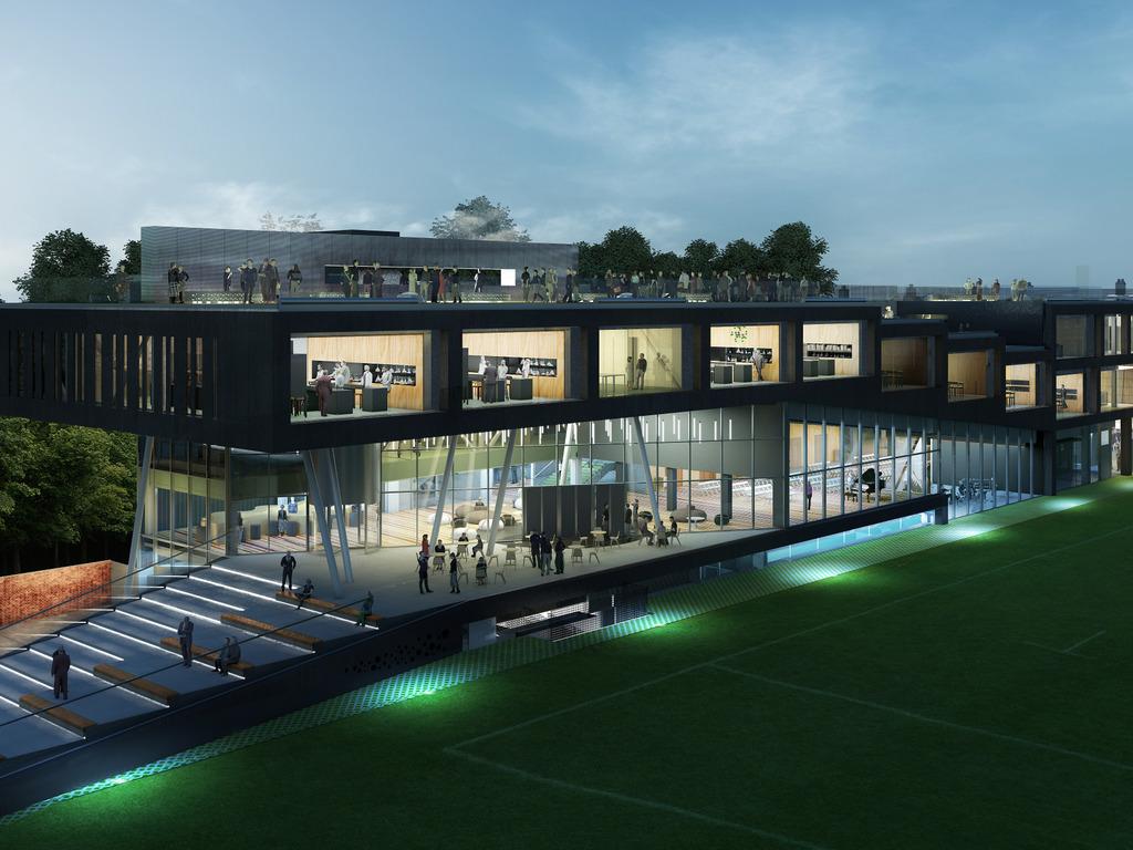 Brighton College Sports & Science Centre