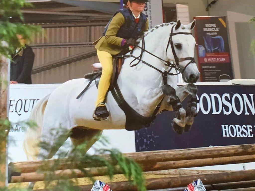 Chloe C equestrian 7