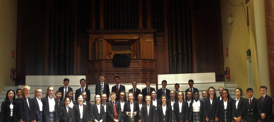 Choir at Cheltenham Festival