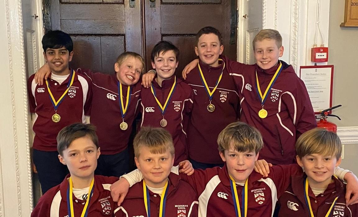 U11 boys hockey tournament winners2