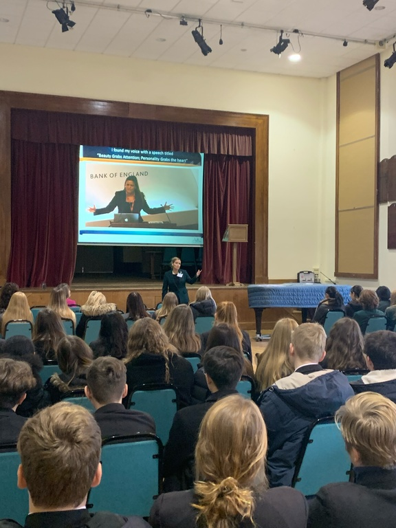 The importance of positive attitude – key message at BSG Careers Day