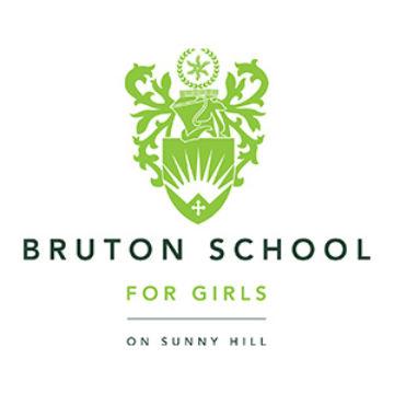 Bruton School for Girls logo