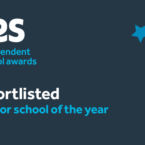 TES Awards 2020 - Canford shortlisted Senior School of the Year