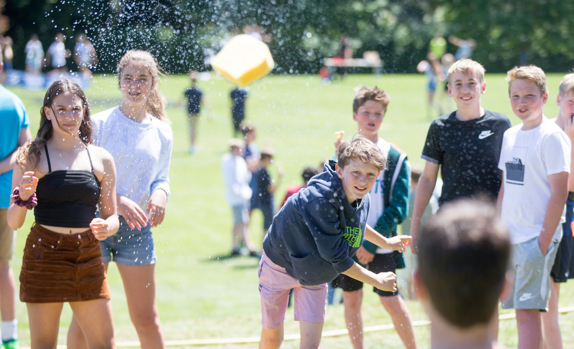 Churcher's College Charity Events