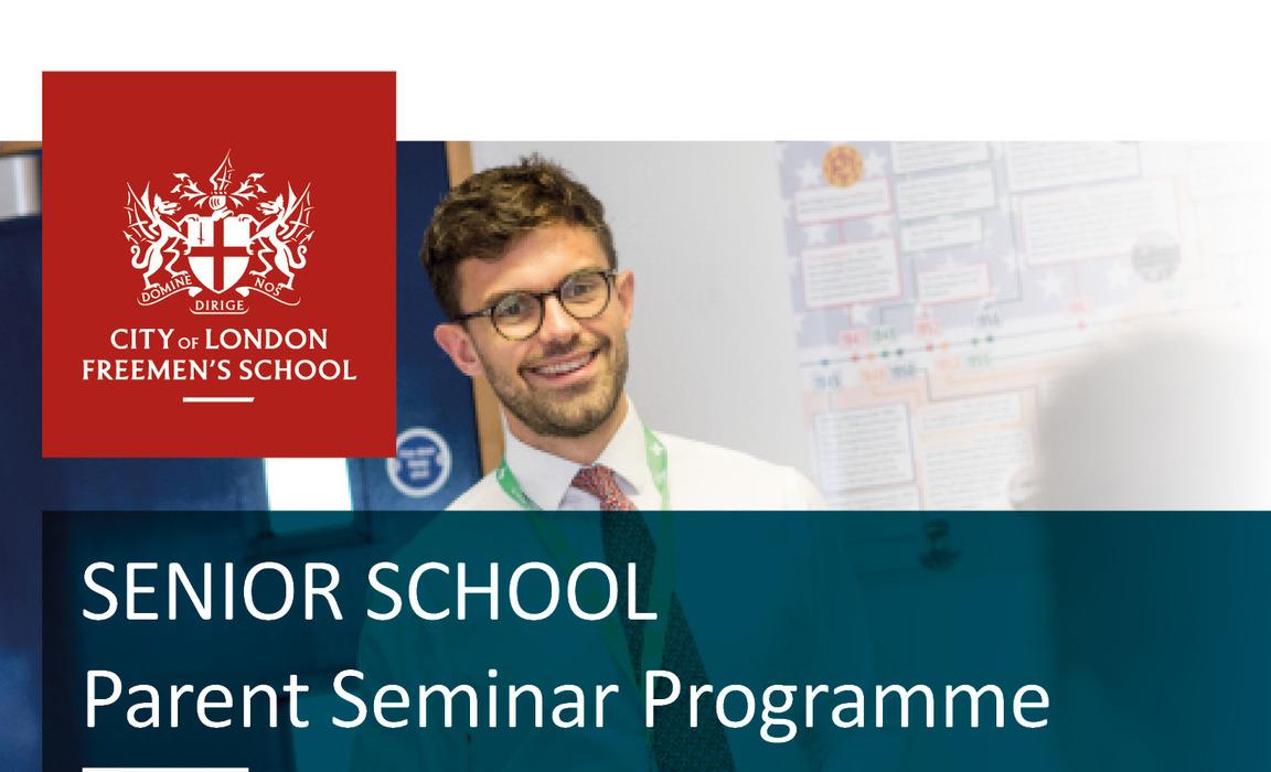 Parent Seminar News Image 2