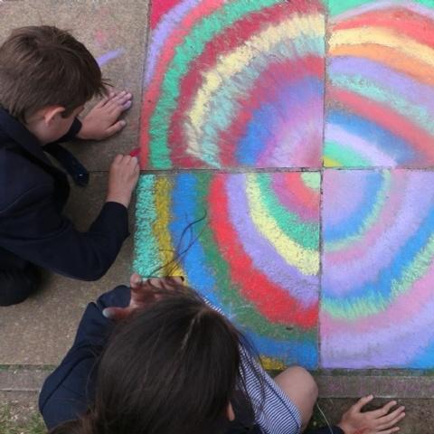 MHAW Pavement Picasso