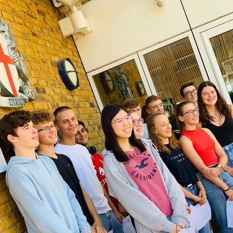 Freemen's GCSE students receive outstanding results