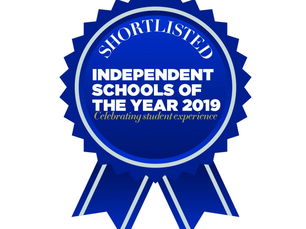 ISP Awards Rosette Shortlisted 2019