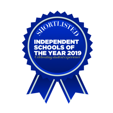 ISP Awards Rosette Shortlisted 2019