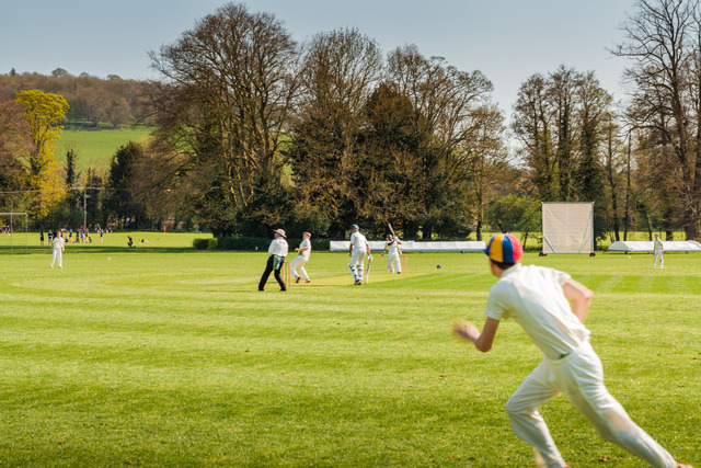Cricket at Clayesmore