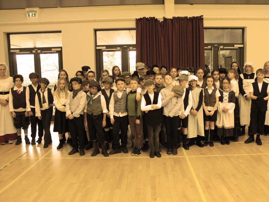 Junior 6 Victorian Day