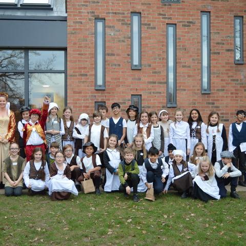 Junior 5 Tudor Day