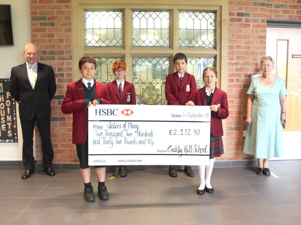 School Sipathon Raises Over £2,000