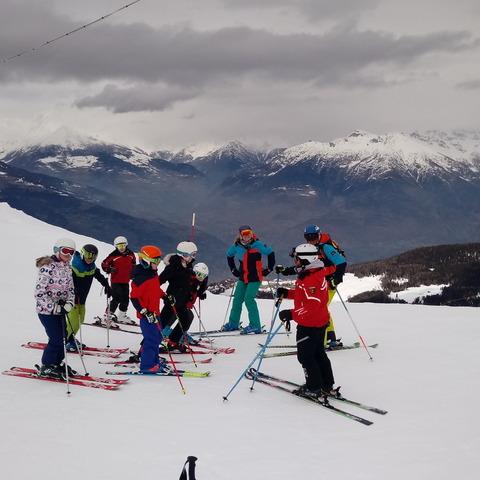 Cranmore School Ski Trip to Italyl 2018 91