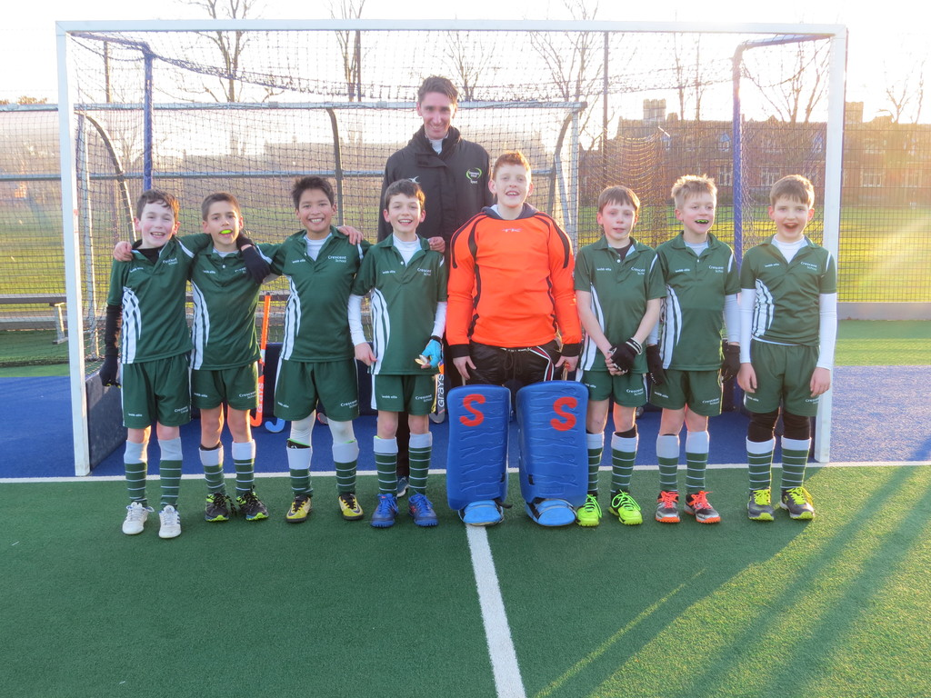 Crescent School U11 Boys Hockey