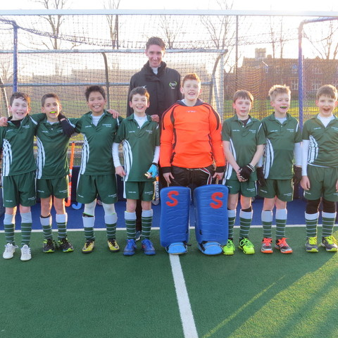 Crescent School U11 Boys Hockey