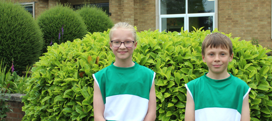Crescent School National Athletics Qualifiers