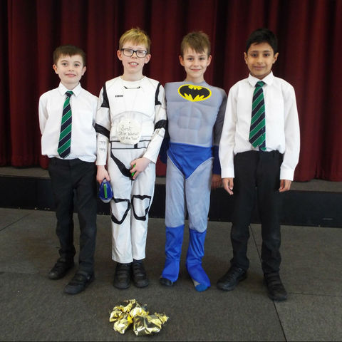 Year 4 Class Assembly - March 2018 (1) lo