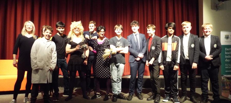 Atkinson House win House Drama