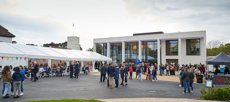 Downe House celebrates the opening of the Murray Centre 6 May 2019