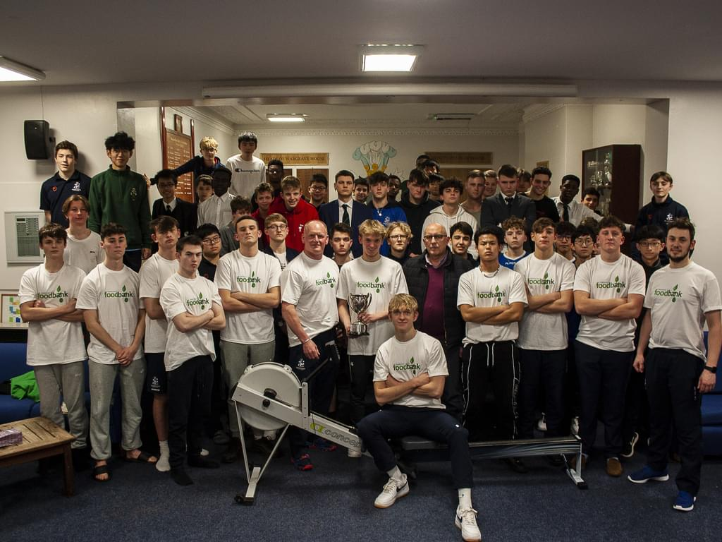 wargrave rowathon team